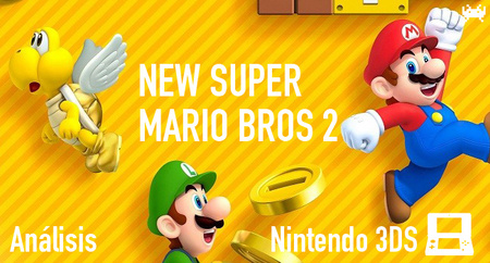 'New Super Mario Bros. 2' para Nintendo 3DS: análisis