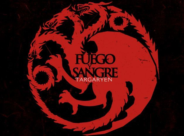 Emblema Targaryen