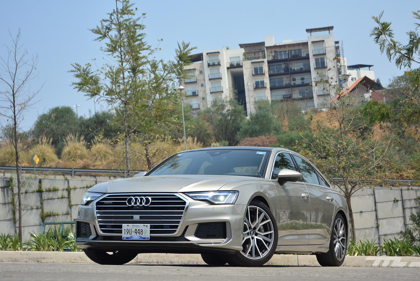 Foto de Audi A6 (prueba) (1/18)
