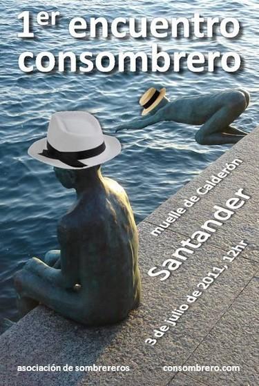 Consombrero: el primer encuentro para los fans de los sombreros