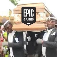 ¿Qué pasa cuando Epic Games Store regala GTA V y caen sus servidores durante horas? Exacto, salen los mejores memes