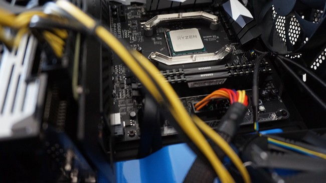 Montar PC Gaming con Ryzen 7
