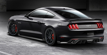 Hennessey 2015 Ford Mustang