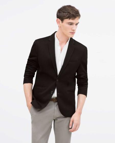 Un blazer básico