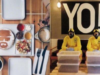 Esta es la cafetería inspirada en la serie 'Breaking Bad' y se ha abierto en Estambul