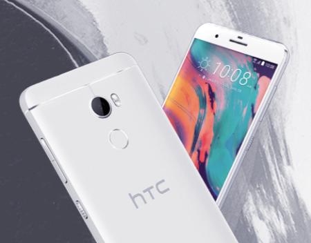 HTC X10, metal y cristal para una gama media con 4.000 mAh de batería