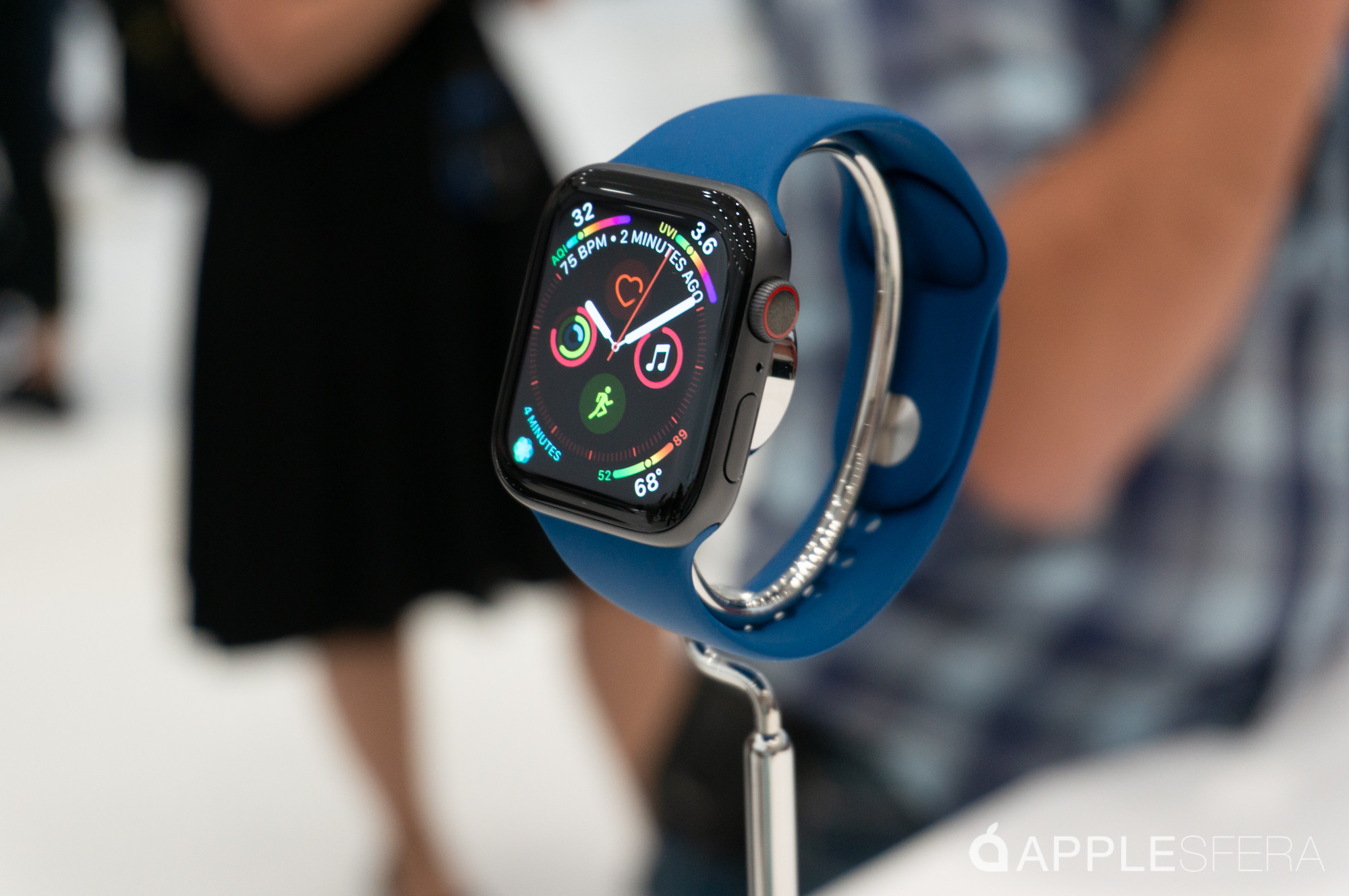 Foto de Apple Watch Series 4, iPhone XS, iPhone XS Max y iPhone XR (15/41)