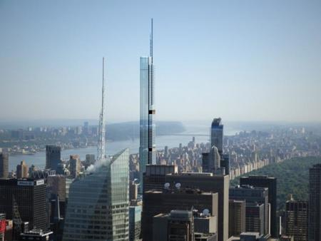 Nordstrom Tower, así es como lucirá la torre de apartamentos más alta de América