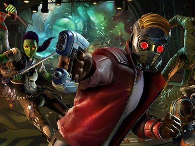 Guardians of the Galaxy: The Telltale Series presenta su trailer de lanzamiento