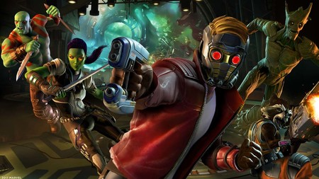 Guardians of the Galaxy: The Telltale Series presenta su trailer de lanzamiento