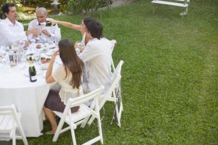 El banquete (I): tipos de mesas