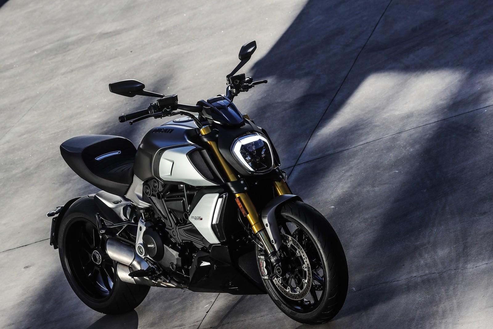 Foto de Ducati Diavel 1260 S 2019, prueba (19/59)