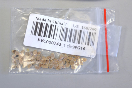 Qué es el 'brushing', la práctica por la que nos pueden enviar paquetes de semillas de China sin haberlos pedido