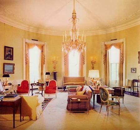 Sala Oval Amarilla