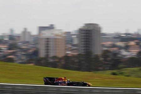 GP de Brasil de Fórmula 1: Una victoria de Sebastian Vettel, doblete de Red Bull y un tercero de Fernando Alonso deja el Mundial a una carta para Abu Dhabi