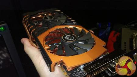 MSI presenta lujosa GeForce GTX 970 Gaming Gold Edition en el Beat IT 2014