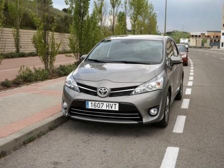 El Toyota Verso 115D a prueba (I): Diseño y tecnología