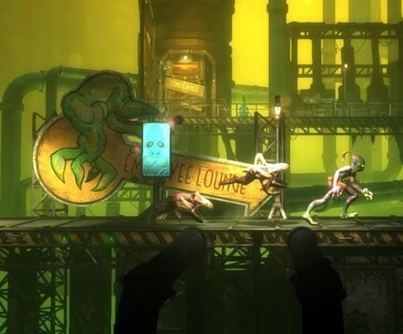 Al preciosista tráiler de lanzamiento de Oddworld: New 'n' Tasty tan solo le faltan pedos