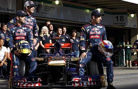 Resumen Fórmula 1 2011: Toro Rosso, más cerca pero no lo suficiente