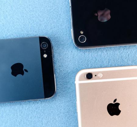 Iphones 6s análisis diferentes modelos iphone