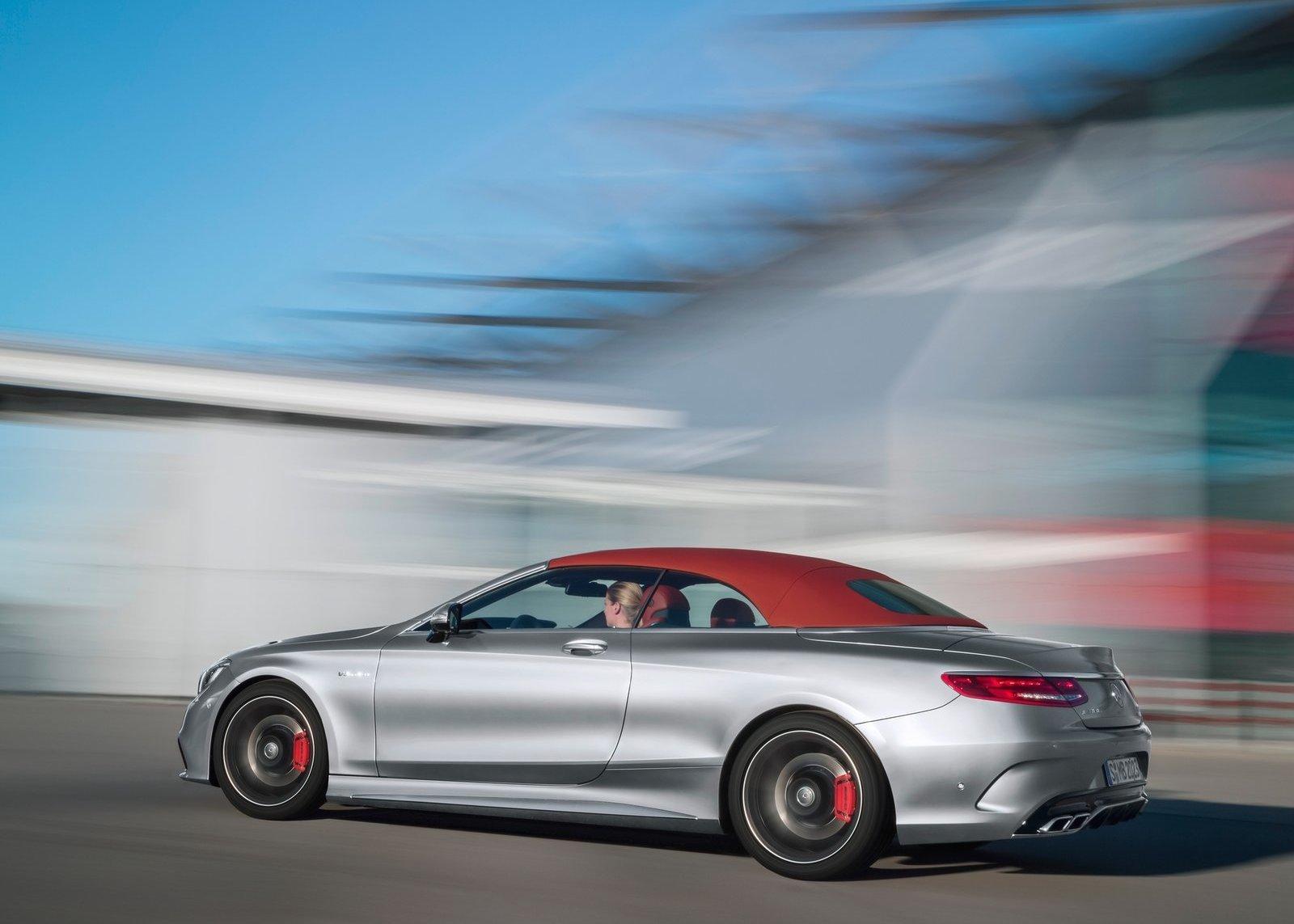 Foto de Mercedes-AMG S 63 Cabriolet Edition 130 (10/21)