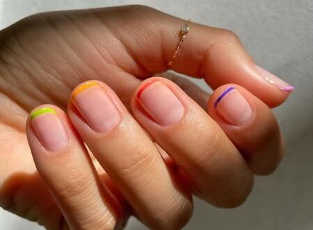 El accesorio que usan en TikTok para el truco viral de la manicura francesa y dónde comprarlo low-cost