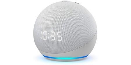 Echo Dot 4 Reloj