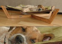 Bambu Hammock, una hamaca para tu mascota