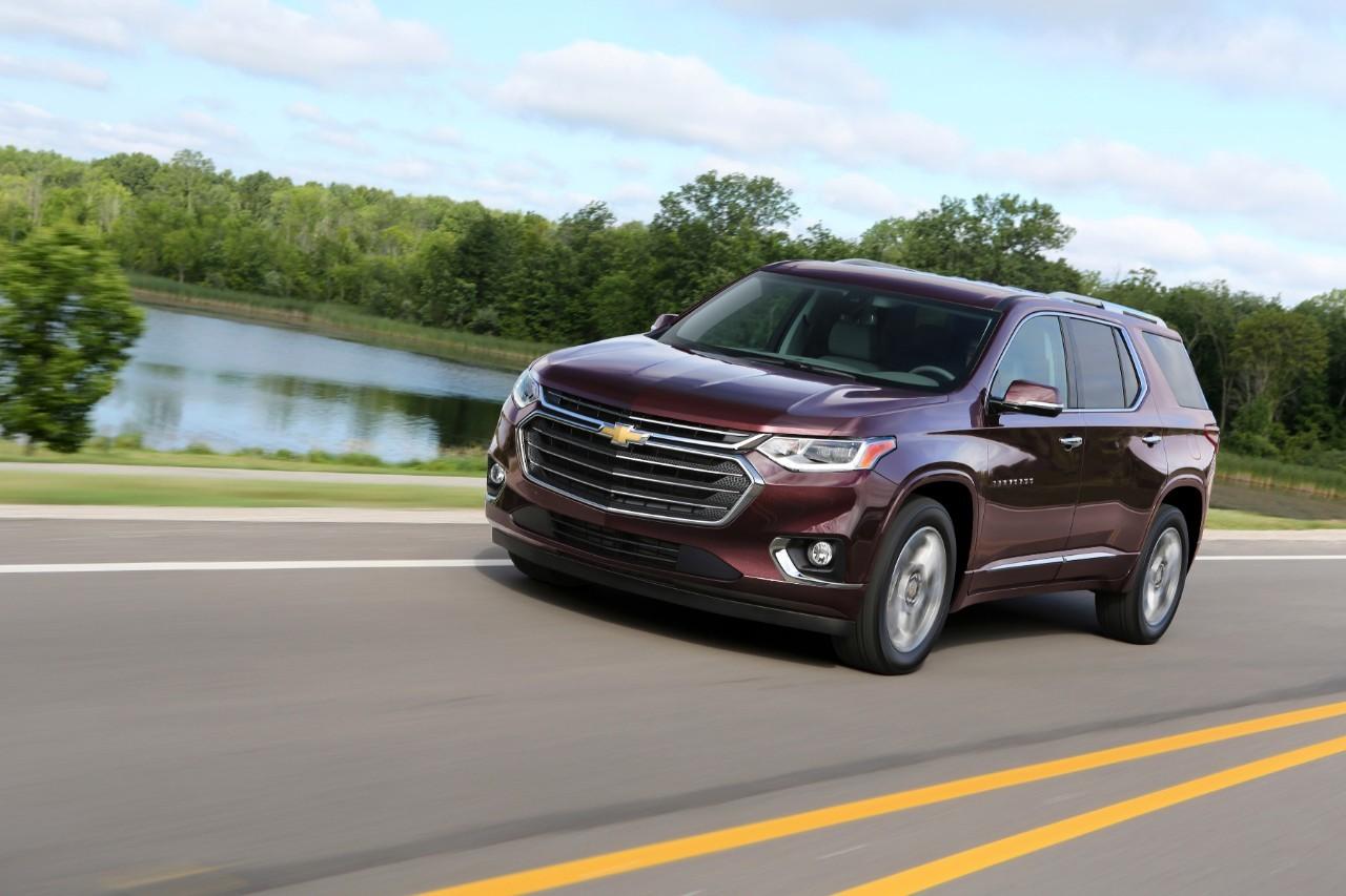 Foto de Chevrolet Traverse LT 2018 (5/7)