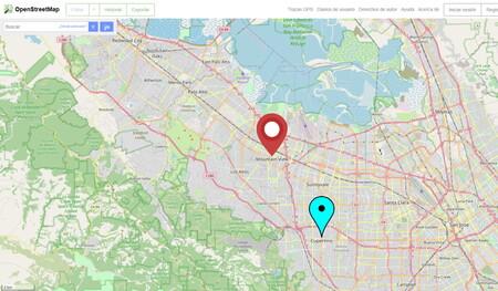 OpenStreetMap, la plataforma de mapas libre en la que varios gigantes de Silicon Valley están poniendo a colaborar a sus empleados