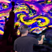 Apple contrata al creador de Cyber Paint, una app de realidad virtual para auriculares