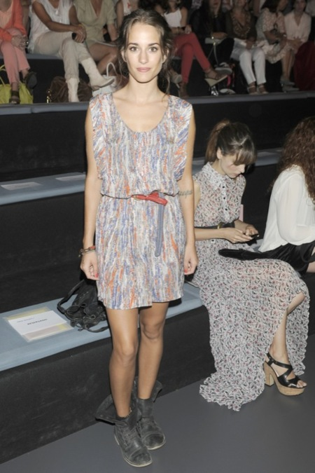 MBFWMadrid Front Row