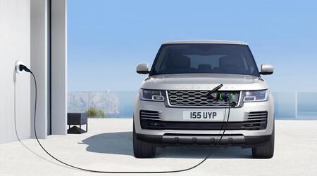 El nuevo Range Rover híbrido enchufable llegará en 2022 con una batería de mayor capacidad