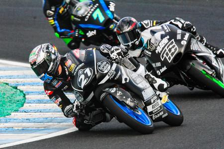 Alonso Lopez Test Jerez
