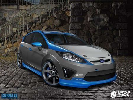 Ford Fiesta by Universal Technical Institute