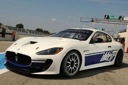 Maserati GranTurismo MC. Un nuevo GT4 para la parrilla