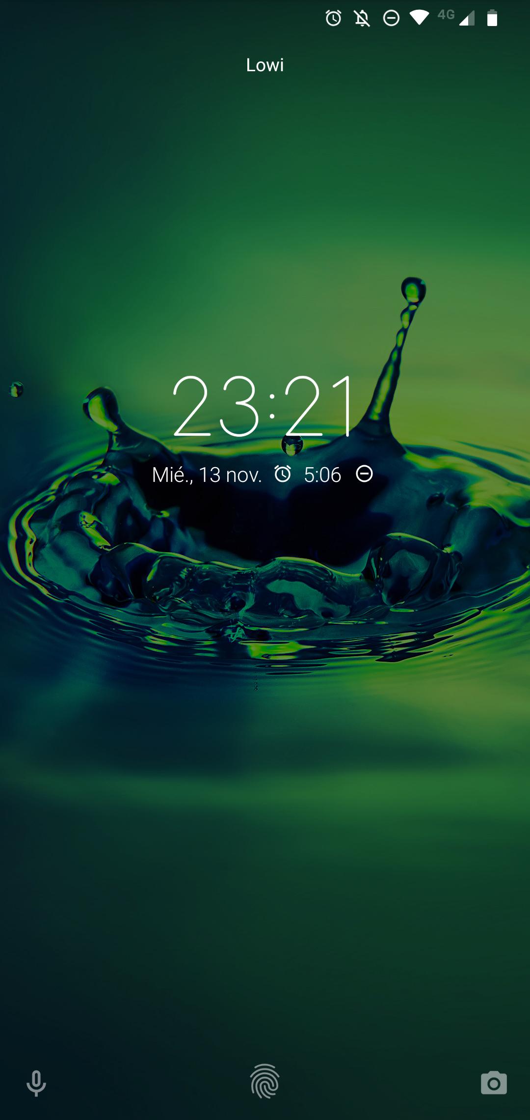 Foto de Moto G8 Plus interfaz (2/11)