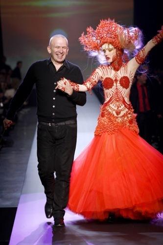 Jean Paul Gaultier Alta Costura Primavera-Verano 2010. Diseñador