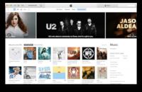 La iTunes Store adapta su diseño de cara al inminente lanzamiento de OS X Yosemite