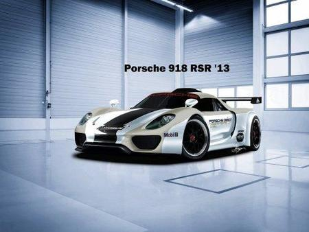 El Porsche 918 se viste de RSR