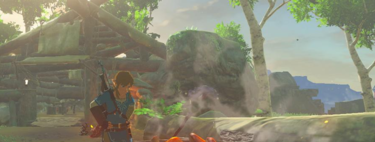 The Legend of Zelda: Breath of the Wild: la guía de cocina definitiva con todas las recetas y elixires