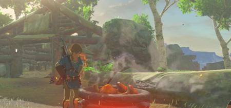 The Legend of Zelda: Breath of the Wild: la guía de cocina definitiva con todas las recetas y elixires