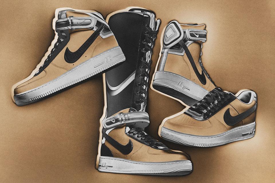 Foto de Nike + R.T. Air Force 1 Beige Collection (1/6)