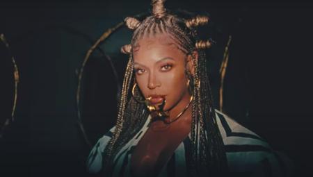 Marcada por Lion King (no sabemos si para siempre), Beyoncé lanza el temazo del verano cual reina africana