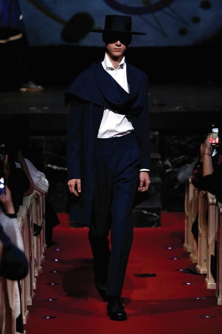 Oteyza La Simplicidad Del Diseno Sartorial En La Semana De La Moda De Madrid 9