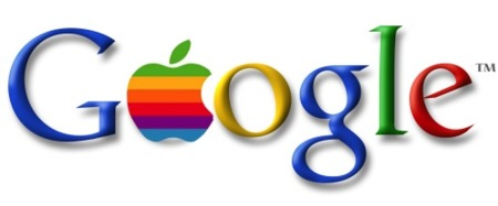 google logotipo apple