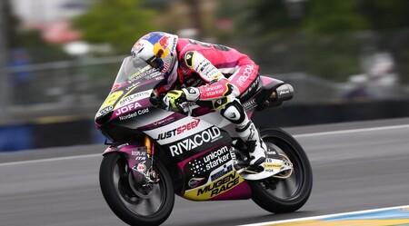Salac Francia Moto3 2021
