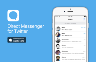Aprende, Twitter: Direct Messenger es como deberíamos usar oficialmente los DM con el iPhone