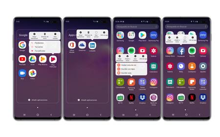 Samsung Galaxy S10plus Apps Desinst