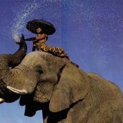 Foto 4 de 4 de la galería el-verdadero-print-animal-editorial-con-naomi-campbell-en-africa en Trendencias